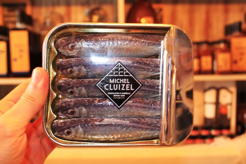 sardine in a tin souvenir obidos portugal agirlnamedclara
