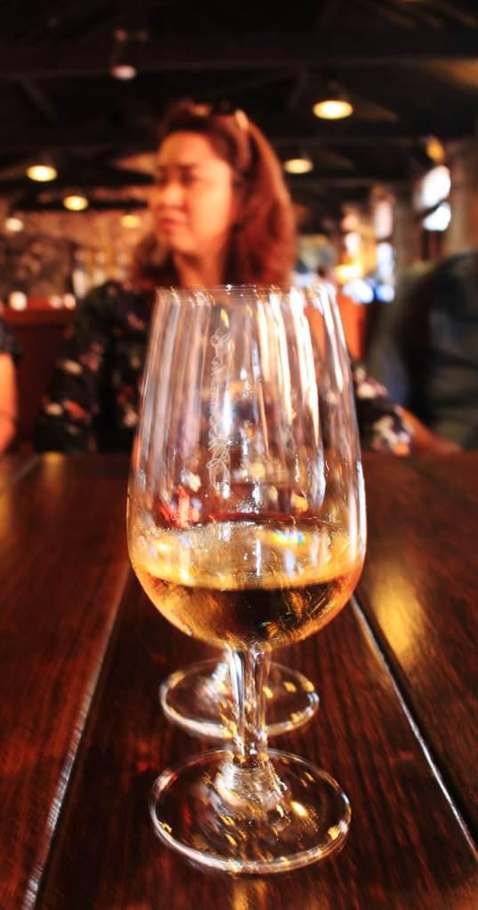 wihite wine tasting porto portugal agirlnamedclara