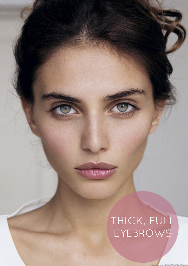 Thin Eyebrows? Here's How To Make Them Full And Luxurious