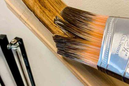 painting railing