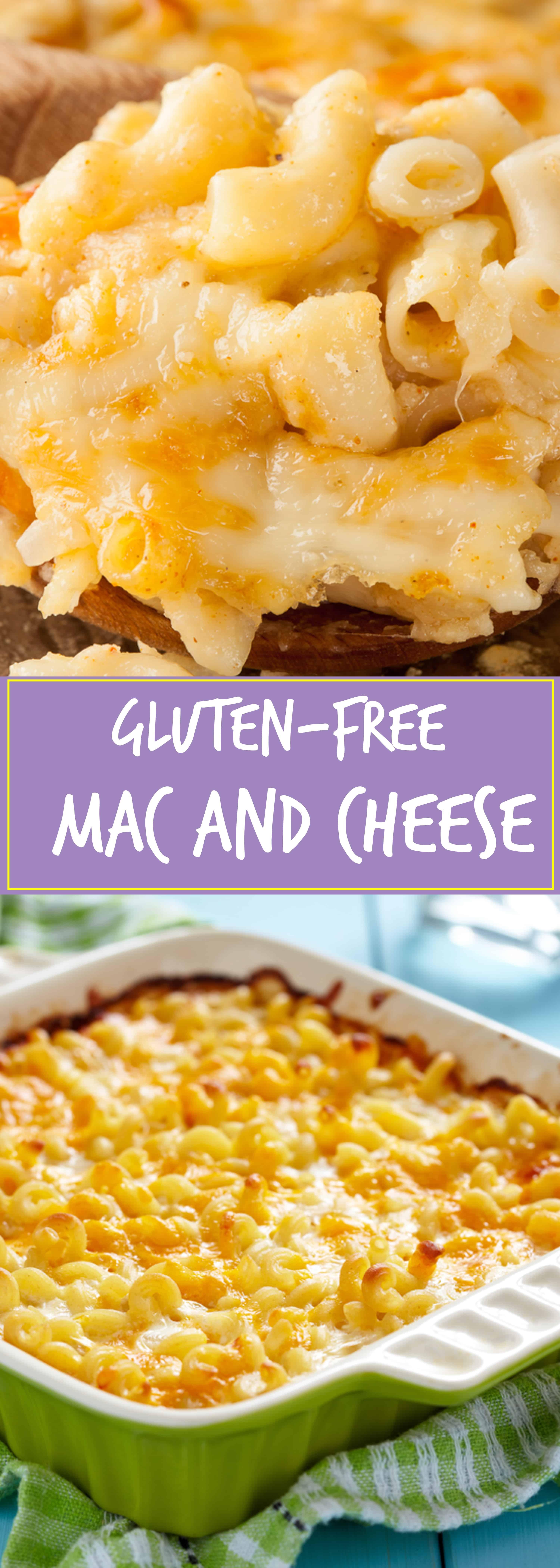 Best Gluten Free Macaroni And Cheese Recipe