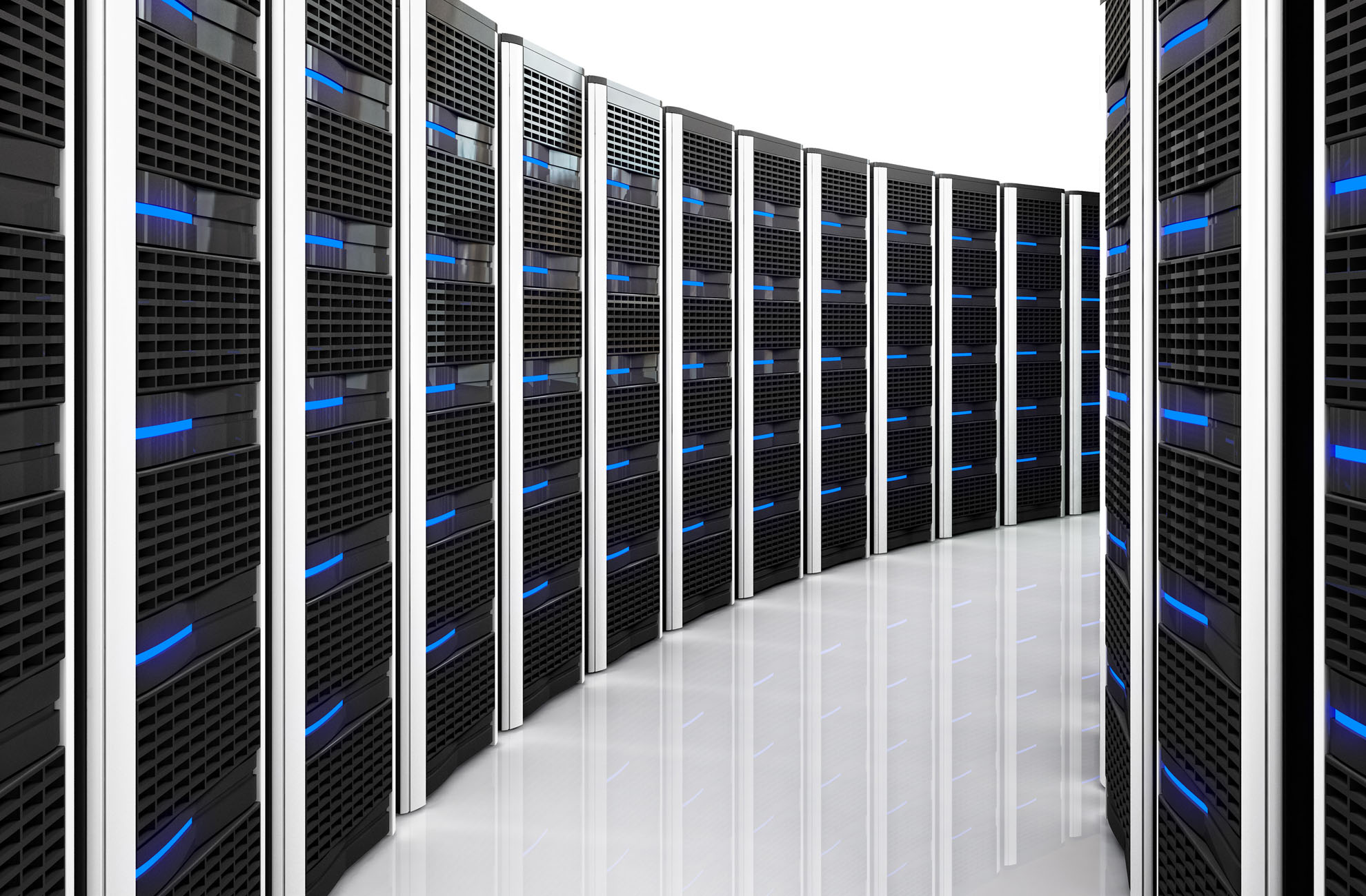 Datacenter with Servers