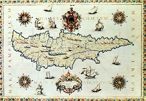 Η θέση της Κύπρου στους ανταγωνισμούς και το Κυπριακό
