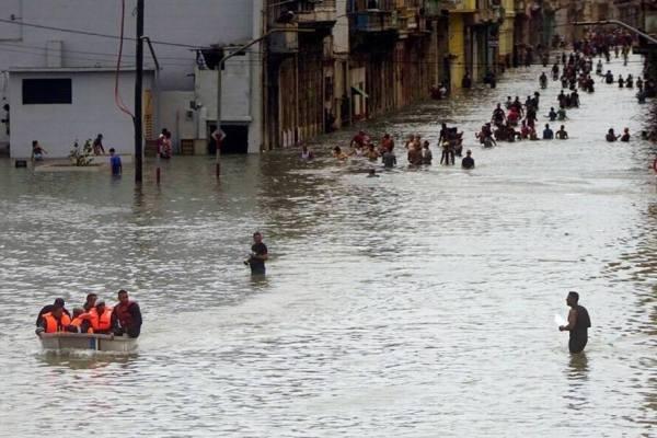 """Εκστρατεία αλληλεγγύσης στην Κούβα για την αποκατάσταση των ζημιών από τον τυφώνα """"'Ιρμα"""""""