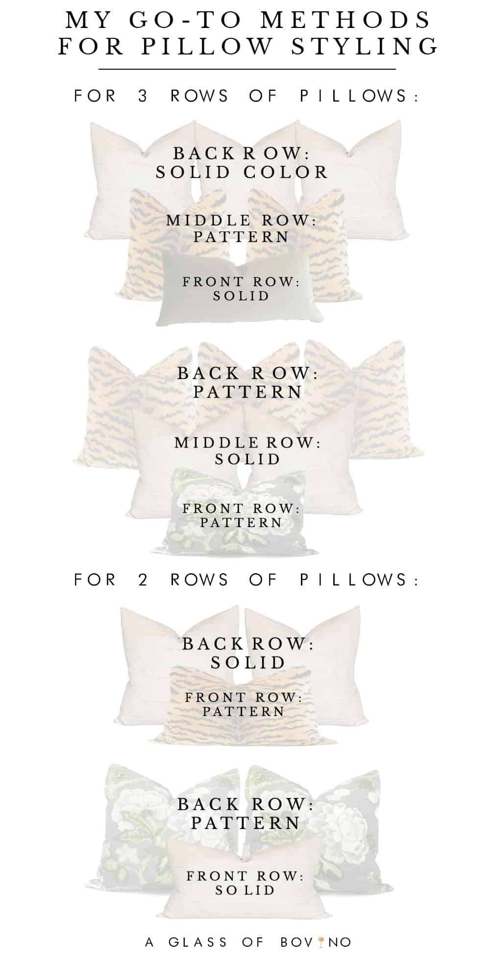 pillow talk my go to methods for