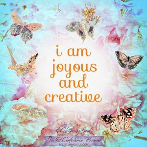 joyous creative