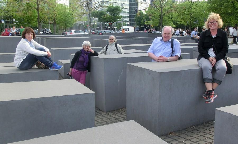 Berlin-tur gav ettertanke