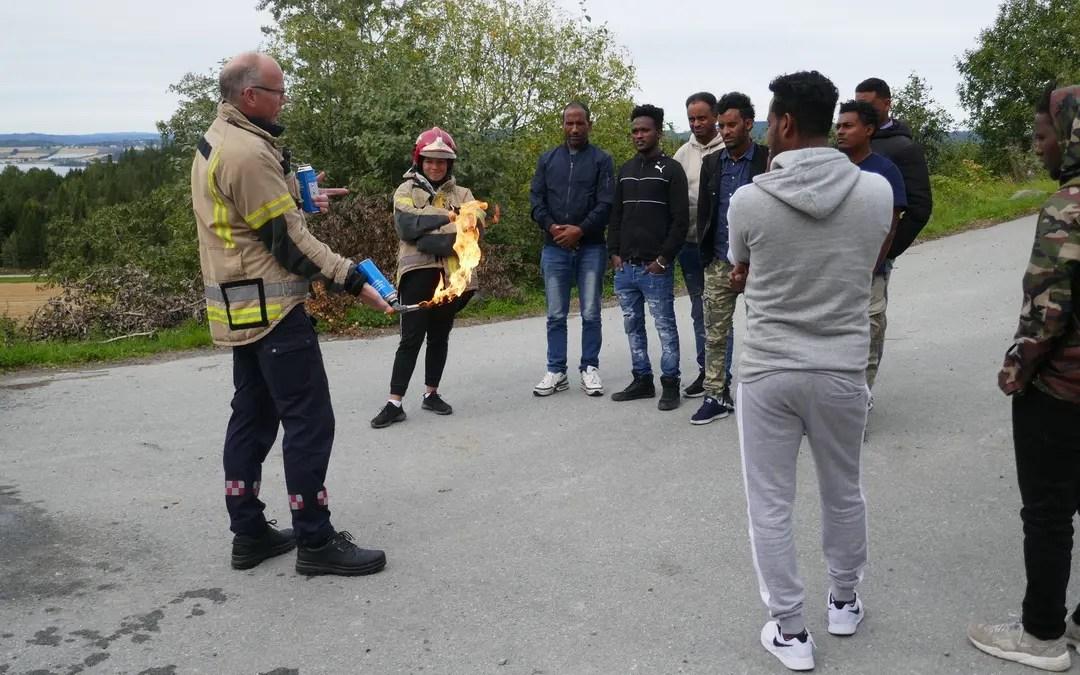 Brannsikkerheten i fokus