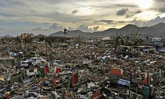 Typhoon Haiyan ? Tacloban
