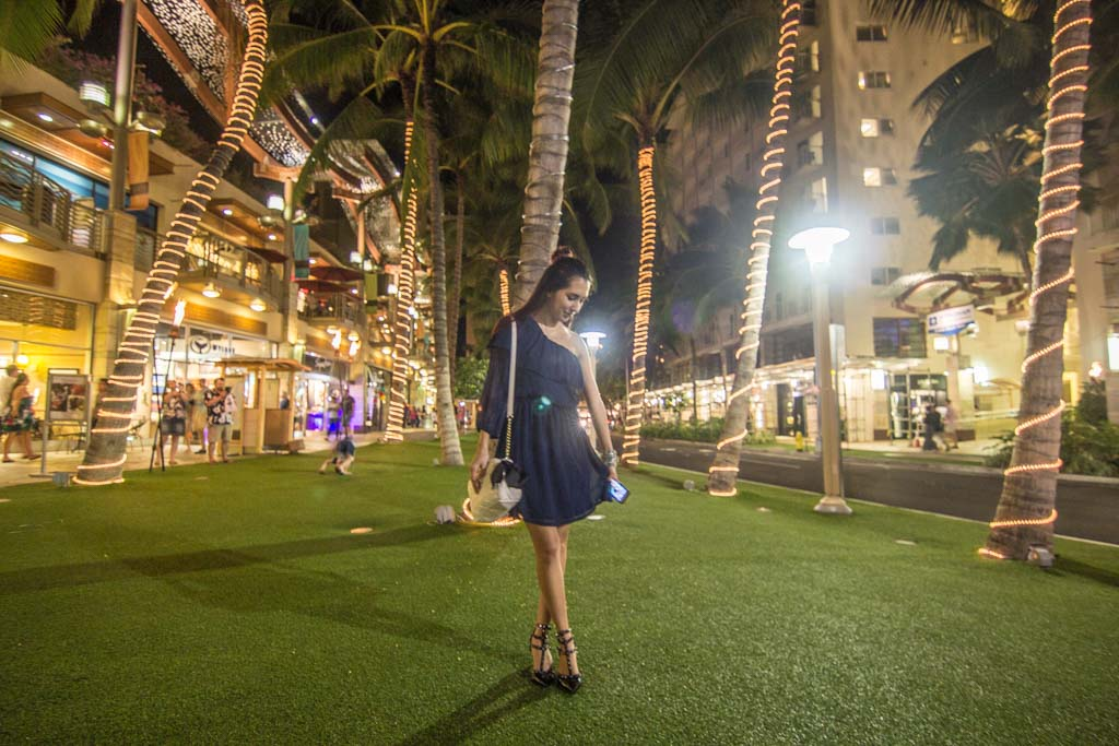 Lewers Street Waikiki