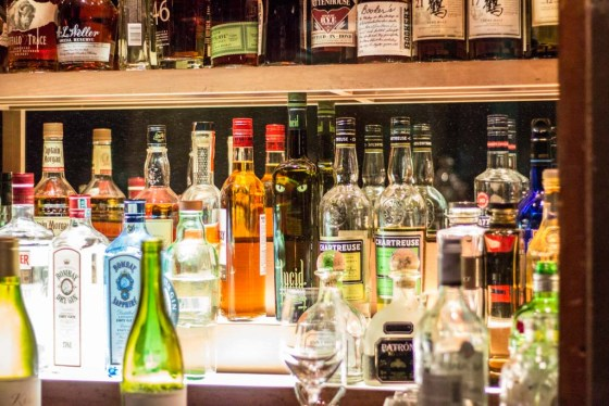 Absinthe Lewers Lounge Halekulani
