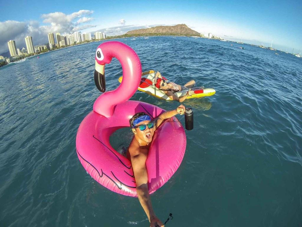 Floatilla Hawaii