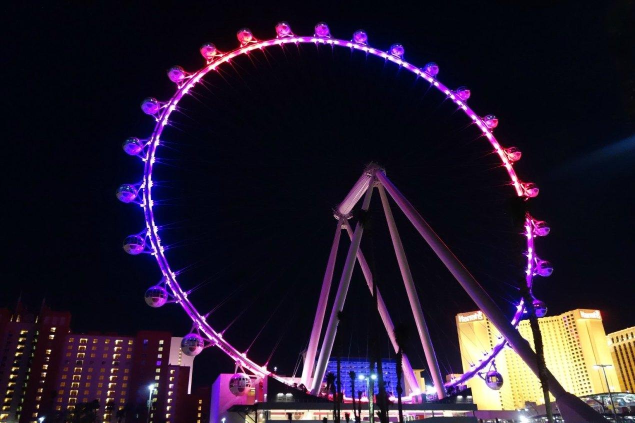 High Roller Linq Las Vegas
