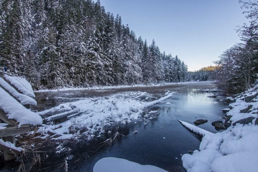 Brohm Lake Canada