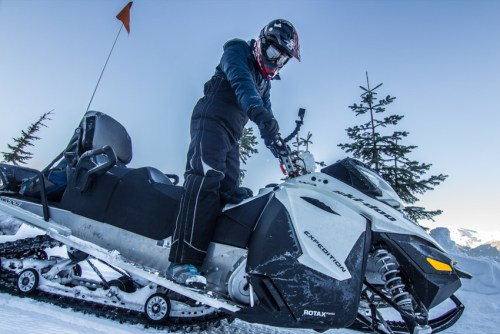 Blackcomb Snowmobile