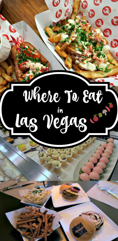 Where to Eat Las Vegas