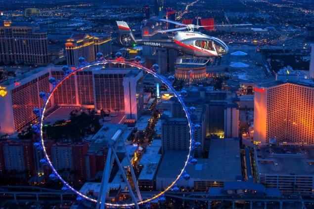 Maverick Helicopters Las Vegas