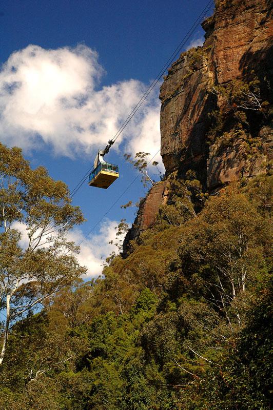 Scenic Cableway Scenic World Australia