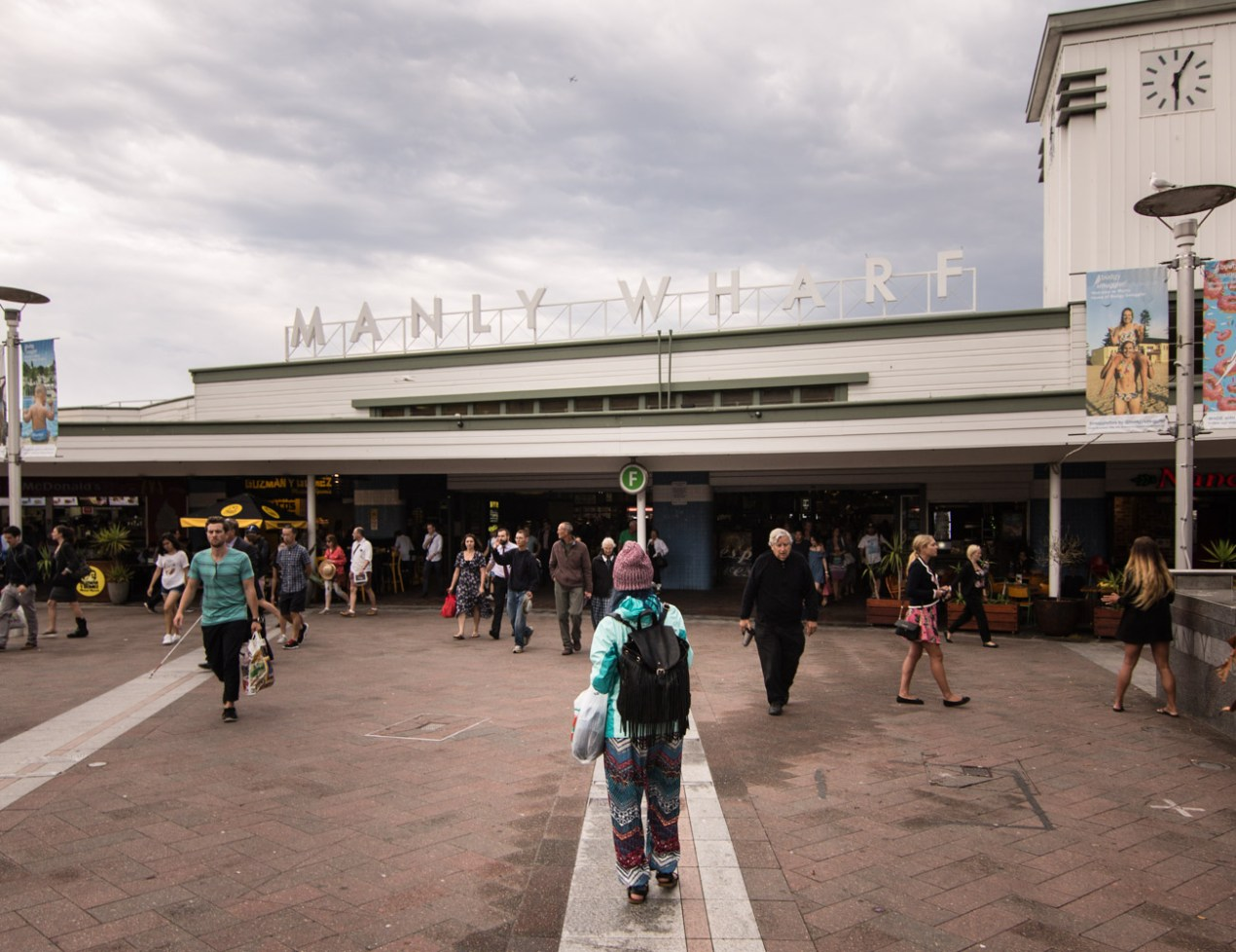 Manly Wharf Sydney Australia