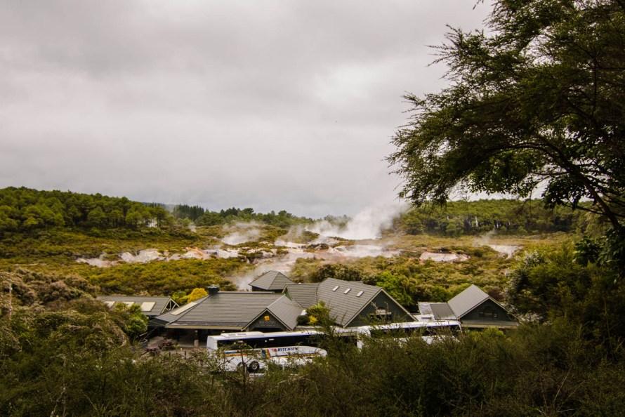 Wai-o-tapu Thermal Wonderland New Zealand