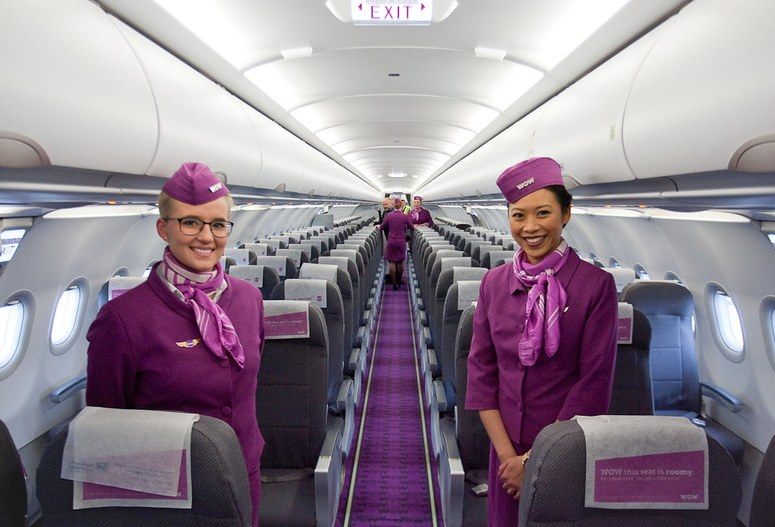 WOW Air Employees Iceland