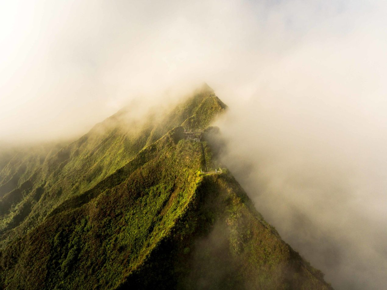 Stairway to Heaven Hike Hawaii