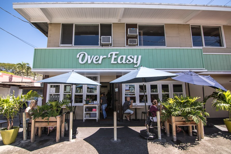 Over Easy Kailua