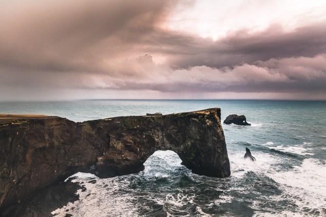 Dyrhólaey Iceland