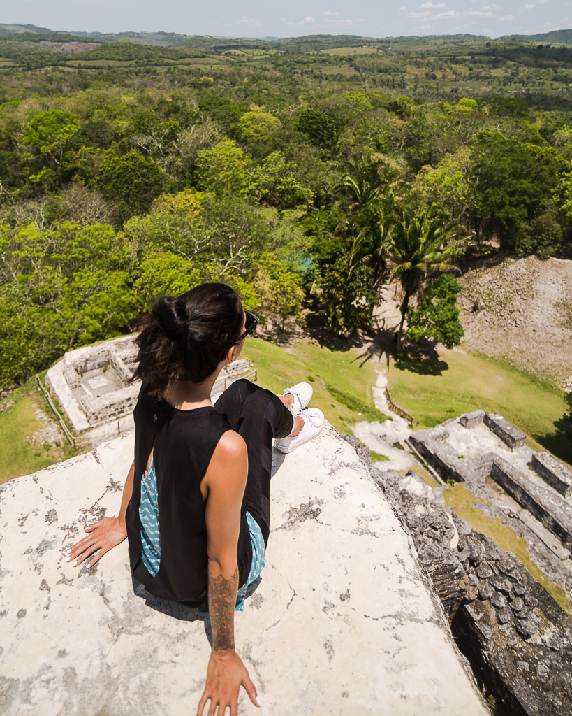 Xunantunich mayawalk tours