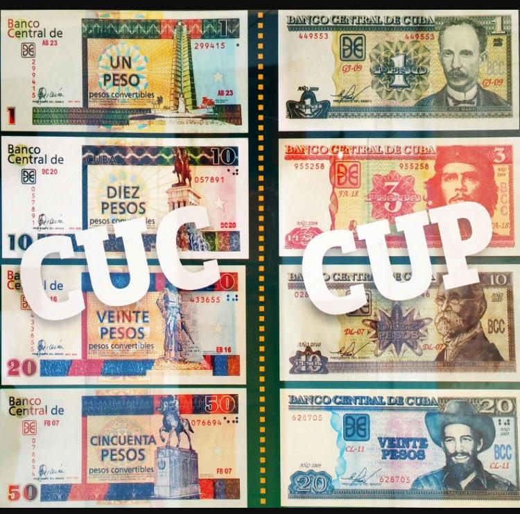 cuba currency