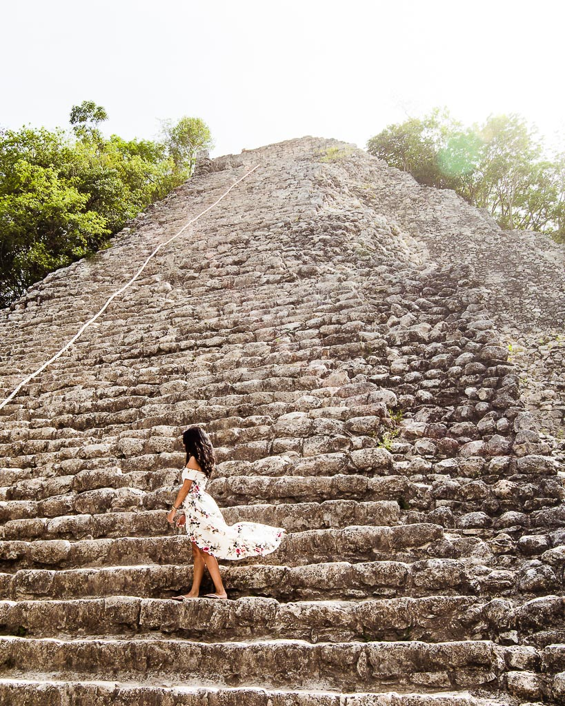 coba ruins mexico