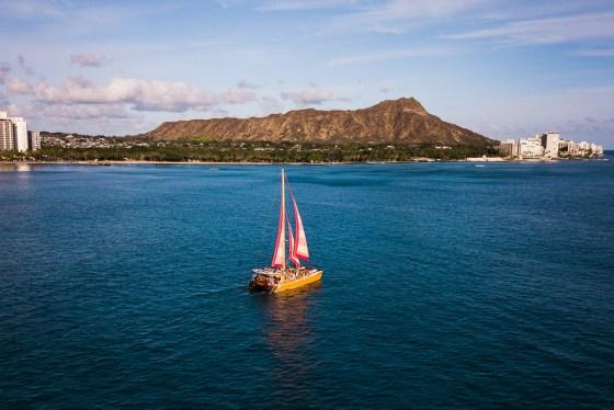 na hoku ii booze cruise hawaii