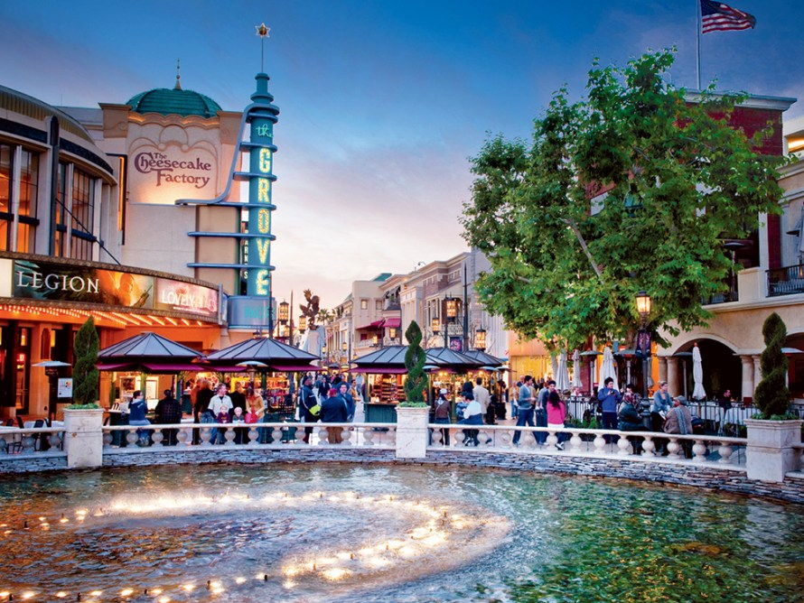 The Grove Las Angeles
