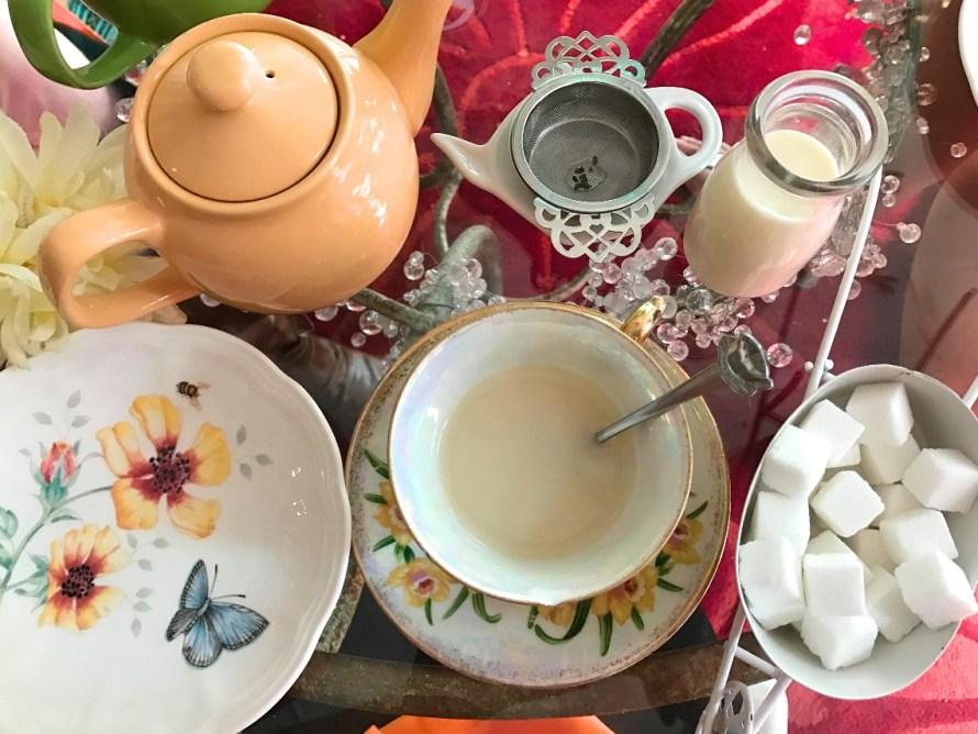 Tea at 1024 Honolulu Afternoon Tea
