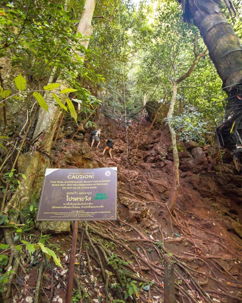 Phra Nang Hike