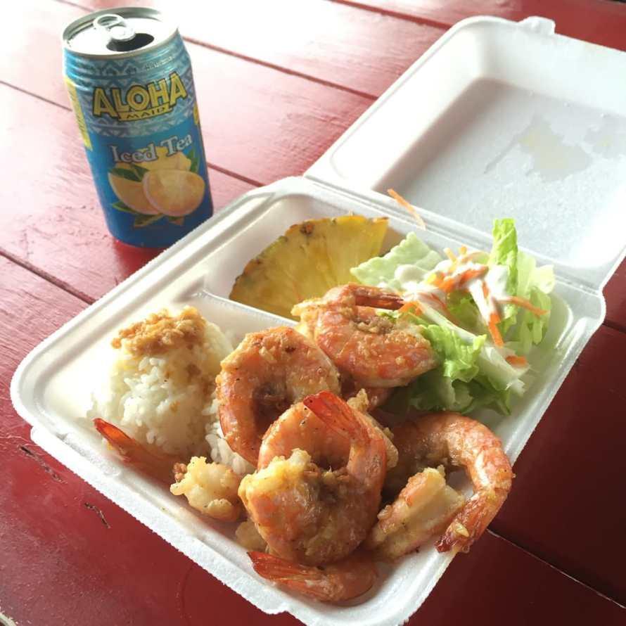 oahu shrimp truck