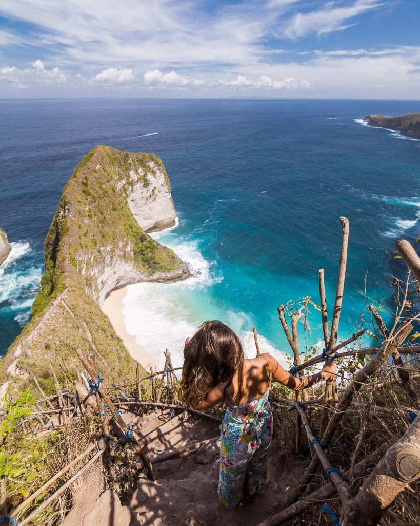 Kelingking Nusa Penida Beach