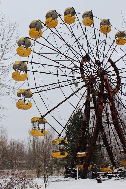 Chernobyl, Prypyat amusement park