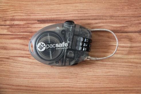 Retractable lock