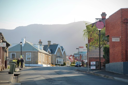 Battery Point, Hobart, Tasmania