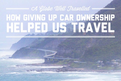 How giving up car ownership helped us travel