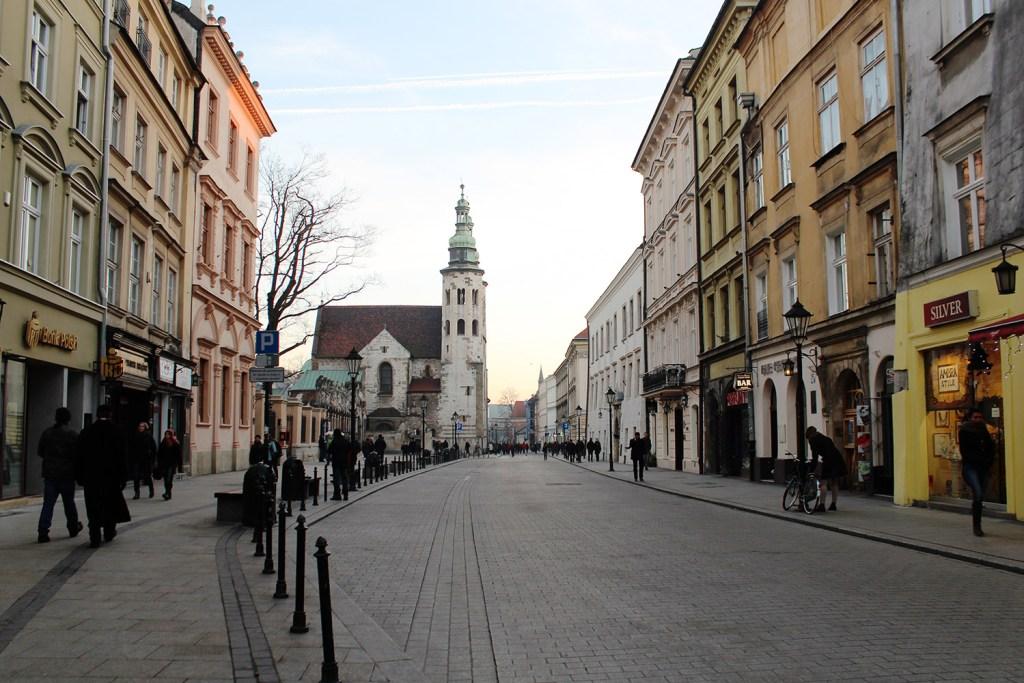 Krakow Old Town, Poland