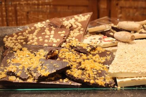 Belgian Chocolate, Bruges