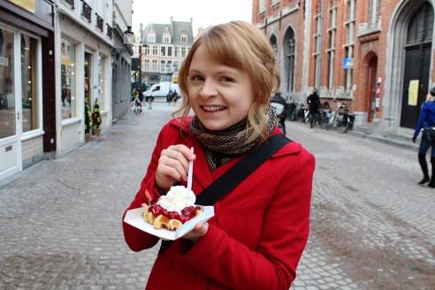 Belgian Waffles, Bruges