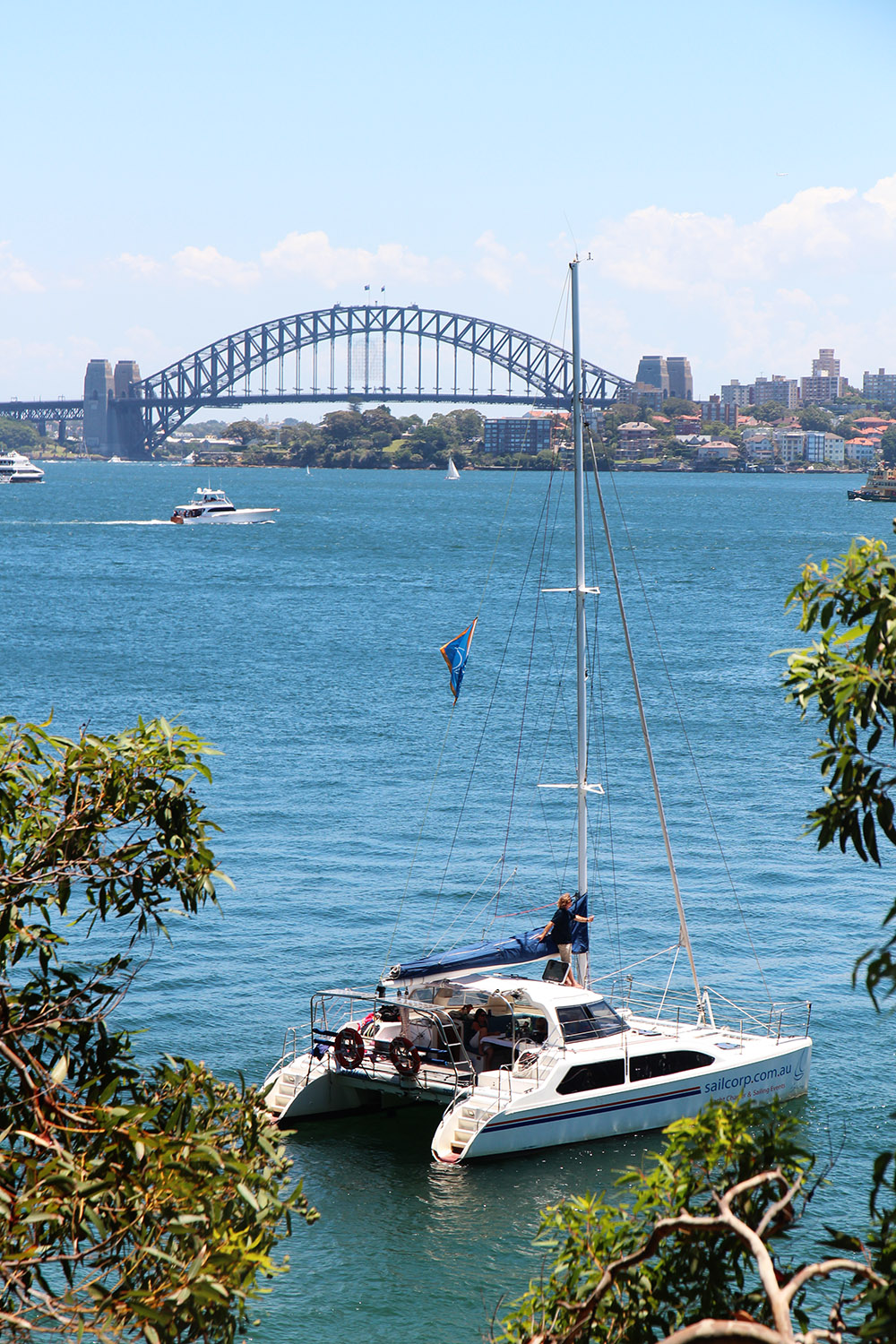 Sydney Harbour Coastal Walk