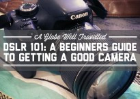 DSLR 101: A beginners guide to getting a good camera