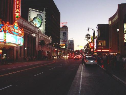 Hollywood Boulevard, USA