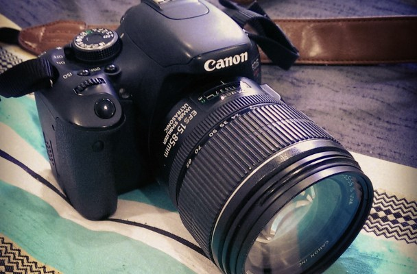 A beginners guide to buying a DSLR