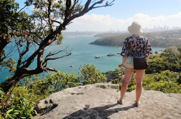 Coastal views to die for in Sydney Harbour National Park