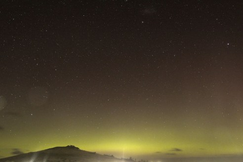 How to take photos of an aurora